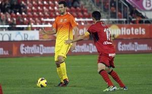 Busquets opuści mecz z Saragossą