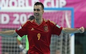 Sześciu graczy Barçy w półfinale Mistrzostw Świata w futsalu