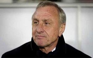 Cruyff popiera system 4-3-3