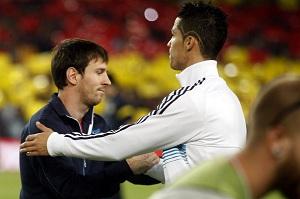 CR7: Messi to wspaniały gracz