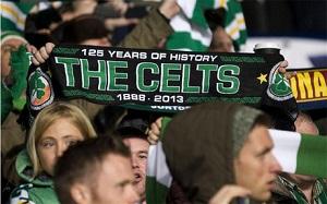 Ciekawostki z meczu Celtic-Barça