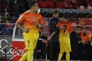 Vilanova: Najmniejszy błąd prowadzi do straty gola