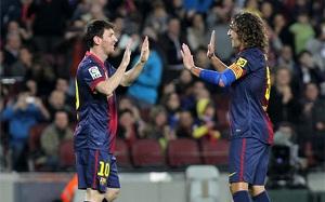 Leo Messi kontynuuje marsz po rekord Gerda Müllera