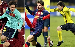 Messi pobija kolejne rekordy