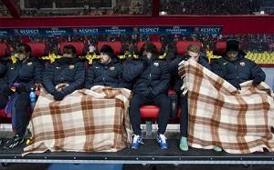 Ciekawostki z meczu Spartak-Barça
