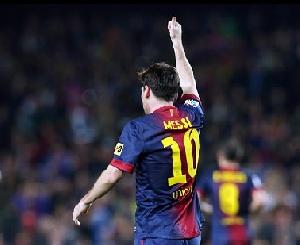 Messi, drugi najlepszy strzelec w historii Ligi Mistrzów