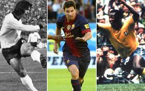 Ostateczny atak Messiego na rekord Müllera