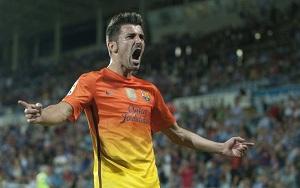 Villa strzela gole co 67 minut