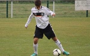 Giorgio powołany do reprezentacji Niemiec U15