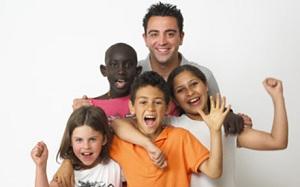 Xavi przekaże 25 tysięcy euro na program społeczny