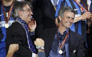 Moratti: Barça jest nudna