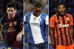 Barça, Porto i Szachtar – jedynie niepokonani