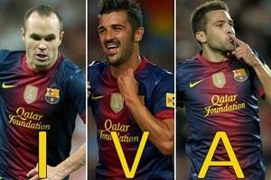 IVA Barça