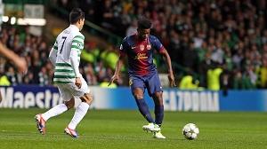 Statystyki: Celtic Glasgow 2-1 FC Barcelona