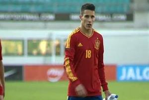 Czterech powołanych do reprezentacji Hiszpanii U21