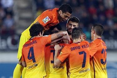 Kolejne ważne zwycięstwo: RCD Mallorca 2-4 FC Barcelona
