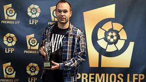 Nagrody LFP dla czterech piłkarzy i trenera Barçy