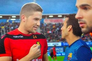 Felicidades, Andreu!