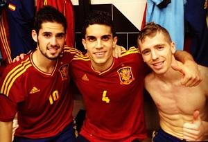Deulofeu strzela dla reprezentacji Hiszpanii U21
