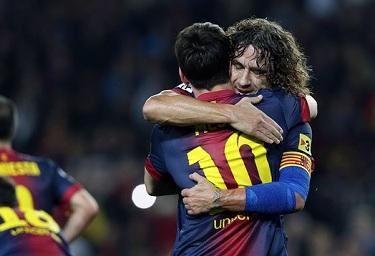 SonGOL: FC Barcelona 3-1 Real Saragossa