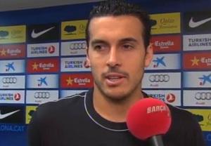 Pedro: Saragossa grała dobrze