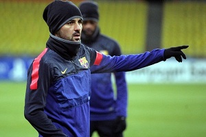 Pedro i Villa – wyzwania w Moskwie