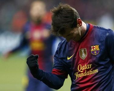 Niemoc w Rosji przełamana: Spartak Moskwa 0-3 FC Barcelona