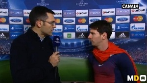 Messi: Rekord? Ważne, że wygraliśmy