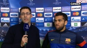 Alves: Messi jest naszym talizmanem