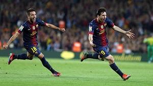 Barça Tito – maszynka do strzelania bramek