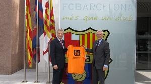 Fundacja FC Barcelony i Shell dla młodzieży na Bliskim Wschodzie