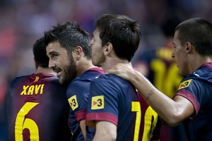 Barça może skupić się tylko na La Liga