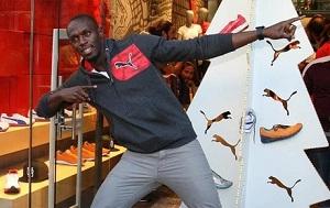 Usain Bolt: Barça wygra La Liga