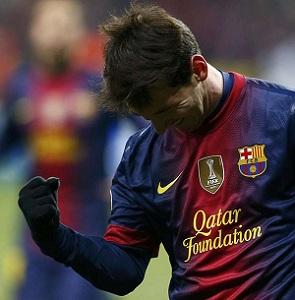 """Messi """"ustrzelił"""" listopad"""