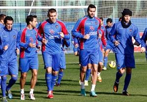 Kadra Levante na spotkanie z FC Barceloną