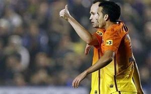 Crack meczu Levante – Barça