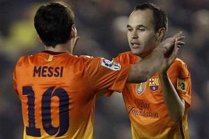 Kolejny dublet Leo Messiego