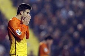 Piqué: Różnica nad Madrytem nie jest ostateczna