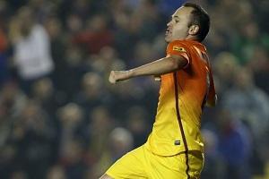 …Andrés Iniesta także