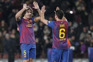 Cel: Xavi i Puyol przed końcem roku