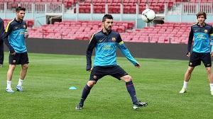 David Villa może zagrać z Alavès