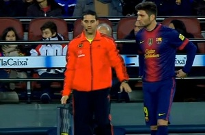 Carles Planas debiutuje w pierwszej drużynie