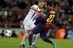 Adriano: Mam zaufanie trenera i kolegów
