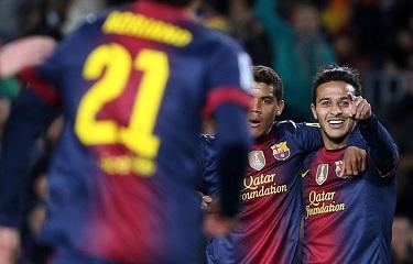 Awans do 1/8 finału: FC Barcelona 3-1 Deportivo Alavés