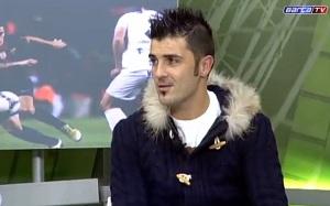 David Villa dla Barça TV