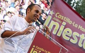 Iniesta pomaga ratować Albacete
