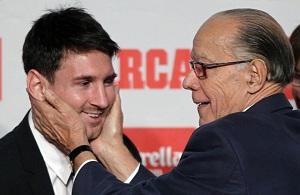 Luis Suárez: Gdzie jest Messi, tam się coś dzieje