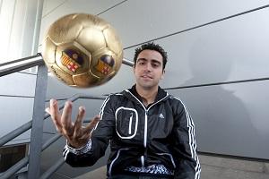 Xavi czwarty, Falcao piąty w Złotej Piłce