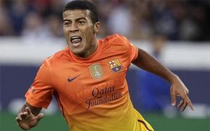 Barça pozwala Rafinhi spełnić swoje marzenia z Brazylią