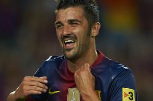 Juventus chce Villę